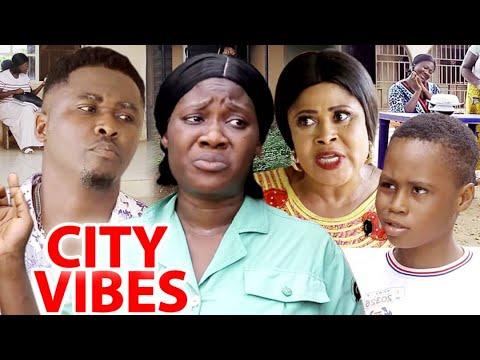 CITY VIBES COMPLETE SEASON 5&6 - (New Hit Movie) Mercy Johnson 2020 Latest Nigerian Nollywood Movie