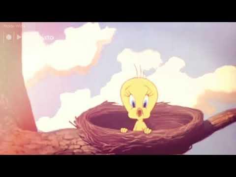 Vintage Frühstücksbrettchen Tweet Tweet Tweet Looney Tunes Tweety