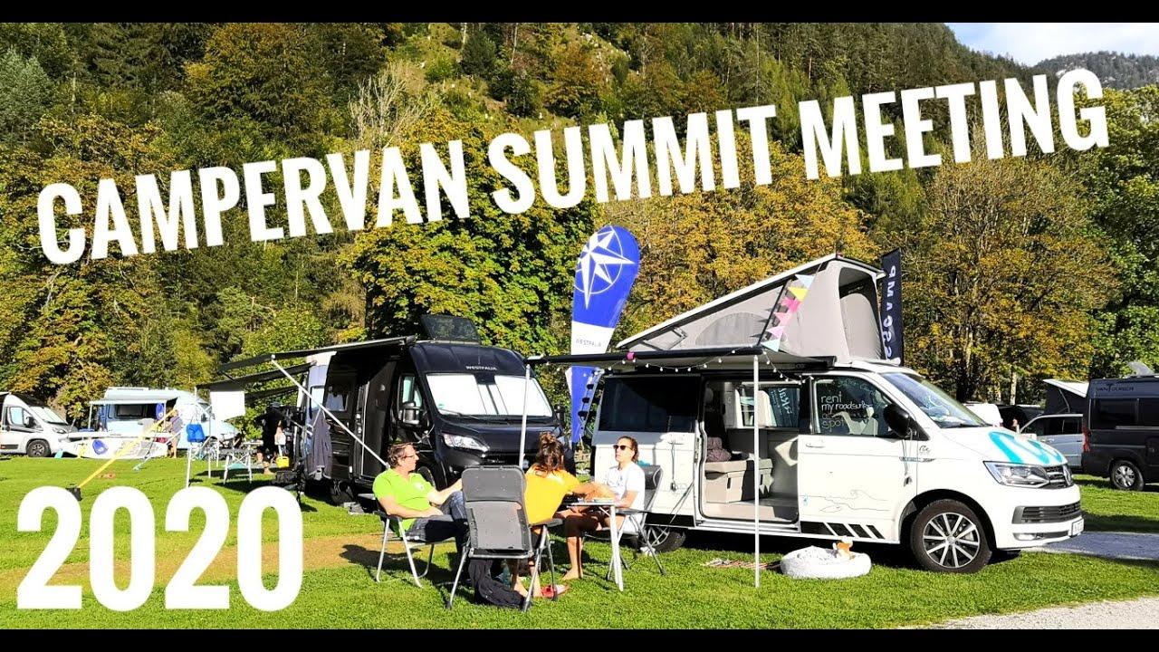 Campervan Summit Meeting 2020 - Sonne, Berge, Sturm und Schokobons... | Lofer | Salzburger Land