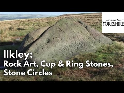 Ilkley Moor: Rock Art, Cup & Ring Stones, Stone Circles