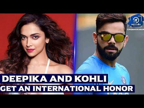 Deepika Padukone and Virat Kohli In Times 100 List | India Celebrates | Sachin Tendulkar