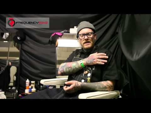Barber Shane Nesbit's Interview With Larry The Barber Man