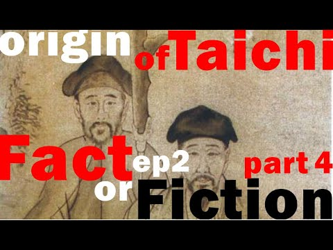 TriEssence : Fact or Fiction Ep2 The Origin of Taichi part 4 Zhaobao village