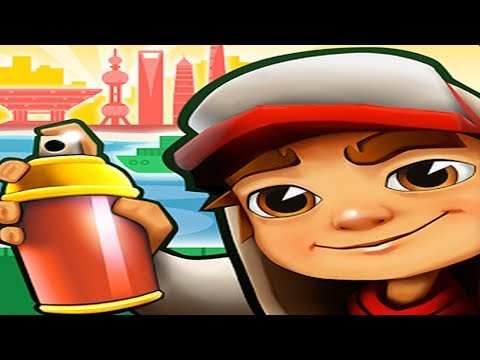 Subway Surfers Shanghai Android Gameplay HD #2