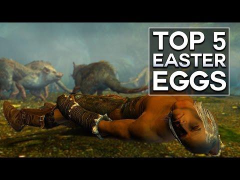 Skyrim - Top 5 Easter Eggs
