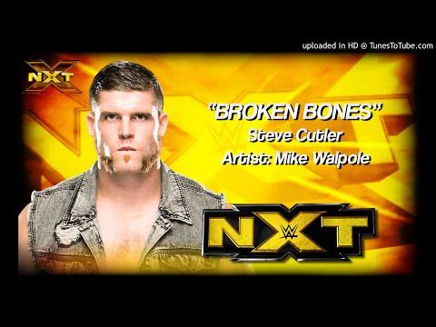 "Steve Cutler 2016 v3 - ""Broken Bones"" WWE NXT Entrance Theme"