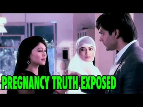 Zoya LEARNS Tanveer's PREGNANCY TRUTH in Qubool Hai 24th July 2013 FULL EPISODE