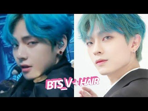 뷔(방탄소년단) 'Dionysus' 머리 하는 법! BTS 'V' Hair Style Tutorial  | Joseph 죠셉