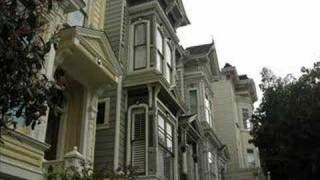 San Francisco - Pacific Heights -- Victorian Homes Tour