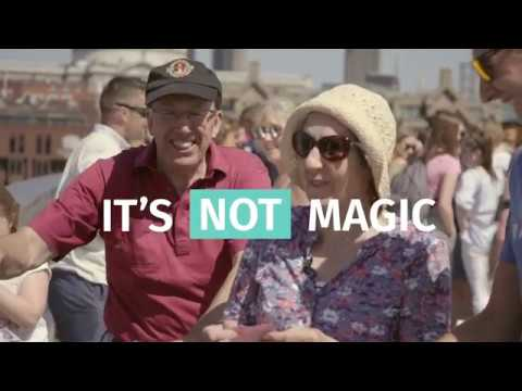 It's not Magic, It's HERE Mobility
