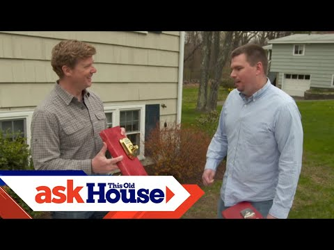 How to Install an Electronic Dead Bolt