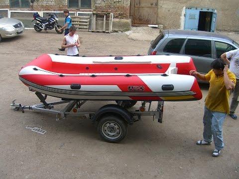 лодка катюша 330