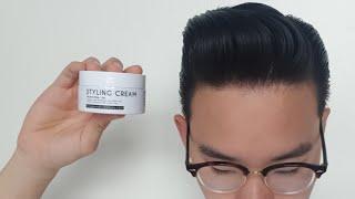 Hong Kong Homebrew Styling Cream Review