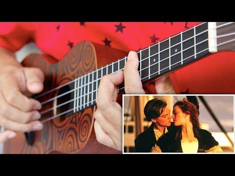 My Heart Will Go On Titanic Theme Song - Ukulele Cover by Rodrigo Yukio