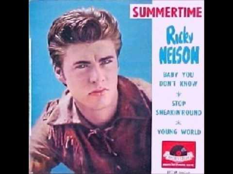 Ricky Nelson - Cindy