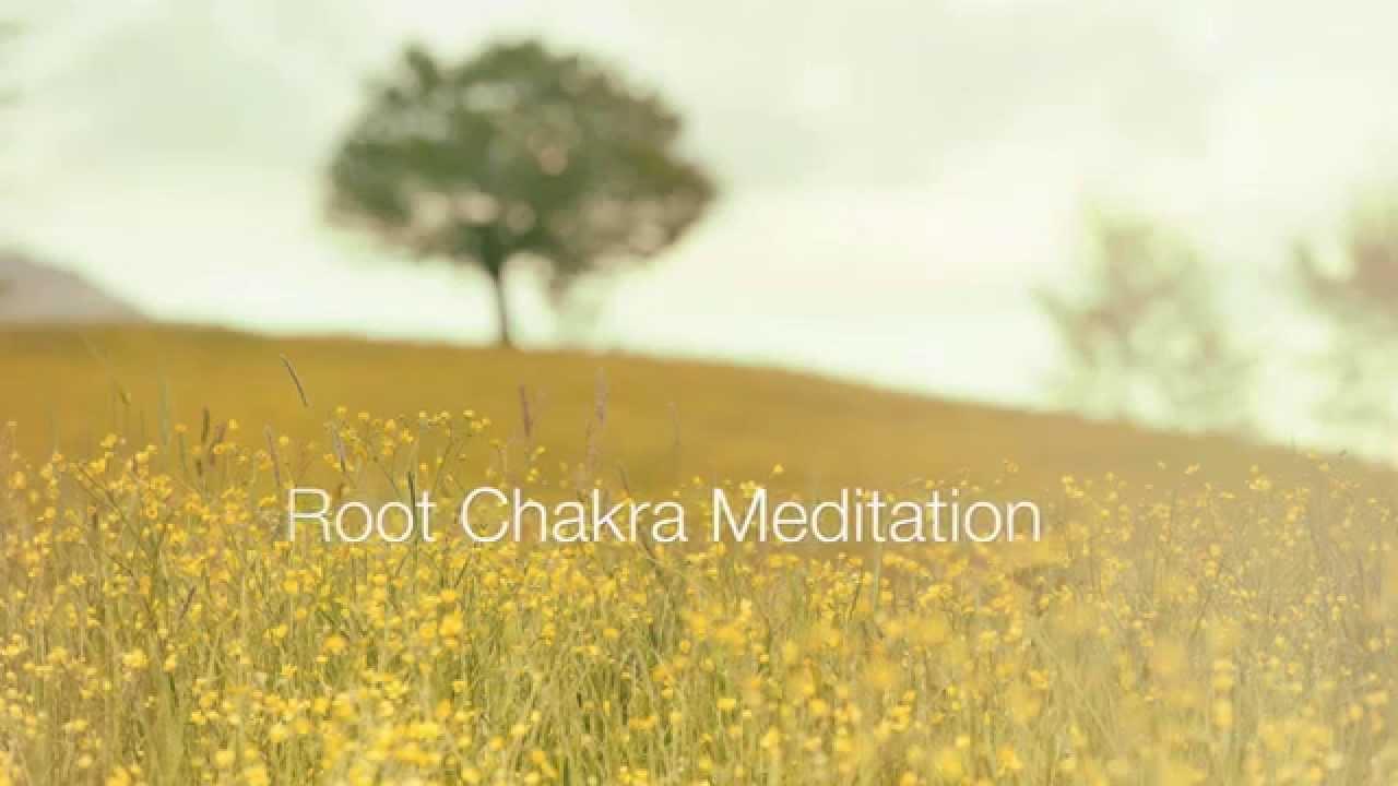 Root Chakra Meditation: Guided Meditation to Heal The Root Chakra