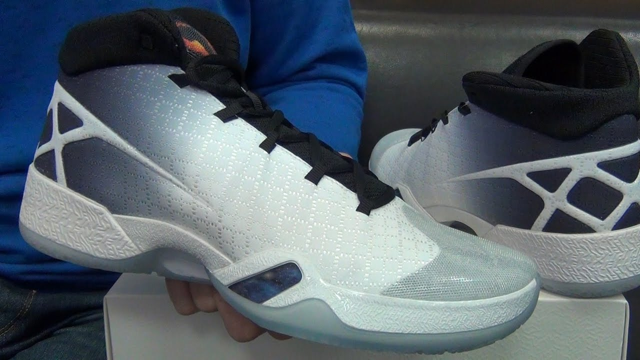 e8405f89a87377 Air Jordan XXX - Presentation  264 - SoleFinder.ru - YouTube