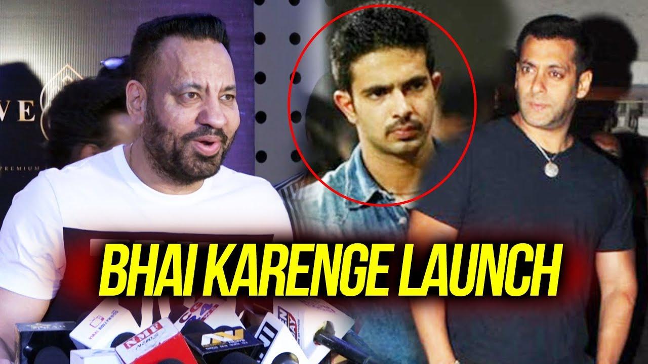Salman Khan To Launch Bodyguard Shera Son In 2018 Youtube