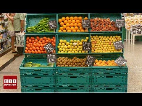 Attention, ces 12 produits contiennent le plus de pesticides !