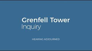 London Fire Brigade Evidence - Tuesday 28th September 2021 (2/2)