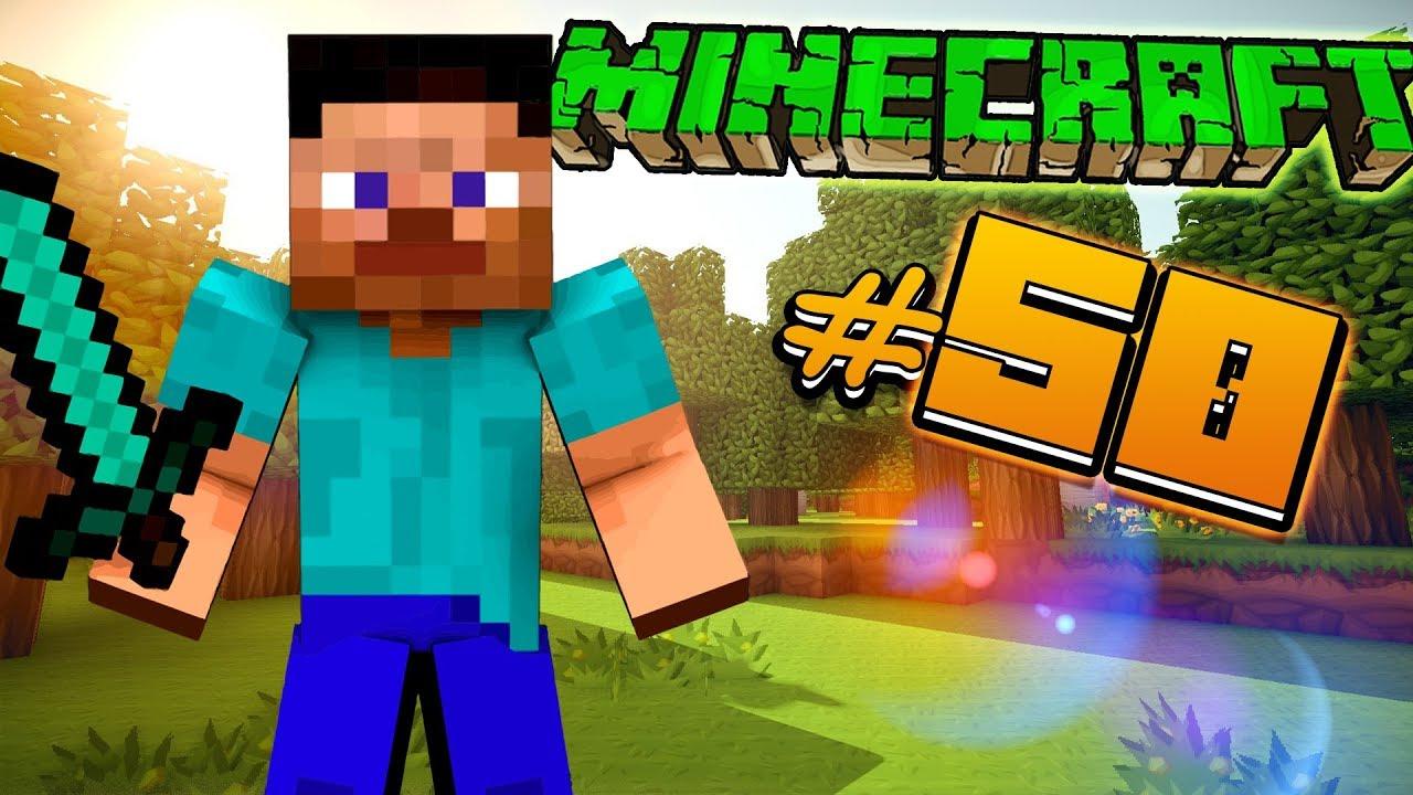 Майнкрафт #50 Анютка строит дом Мультик про Minecraft для ...