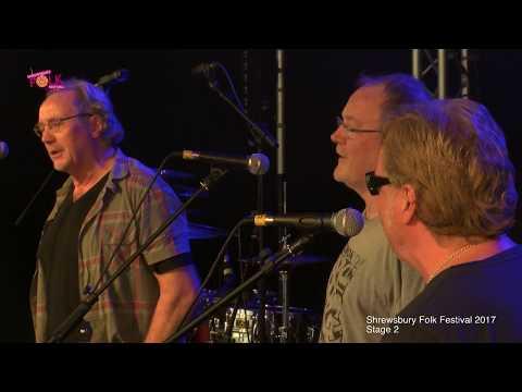 The Wilsons at Shrewsbury Folk Festival 2017