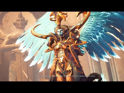 Darksiders 3 - Pride Boss Fight & Watcher Betrays Fury (Darksiders 2018) PS4 Pro