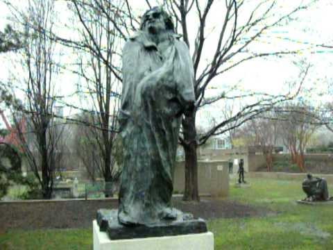 Hirshhorn Museum - Sculpture Garden, Washington DC.
