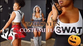 HALLOWEEN COSTUME HAUL | AMICLUBWEAR
