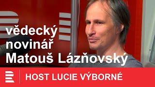 Matouš Lázňovský: Rusko nemá dobrou síť sledovacích stanic, nevidí na odvrácenou straně Země