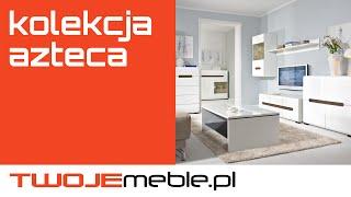 Recenzja: Kolekcja Azteca, Black Red White - TwojeMeble.pl