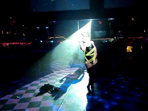 Kristi Waters Performance Of Telephone/Gaga Mix