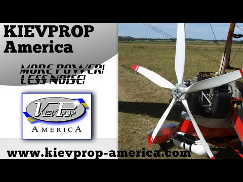 Kiev Prop, Kiev Props America,  3, 5, 6 Blade Props For Light-sport And Experimental Aircraft Props.