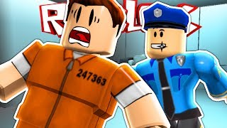 Roblox 1 Playing Prison Life with Vegeta060