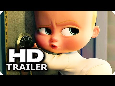THE BOSS BABY Official Trailer (2017) Alec Baldwin Movie HD