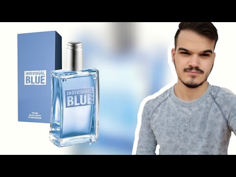 Perfume Individual Blue Avon Resenha Youtube