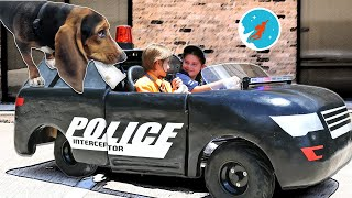 Little Heroes Mighty Missions 5 - The Kid Cop and the Hungry Puppy