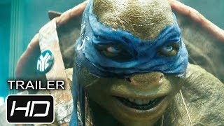 Tortugas Ninja - Trailer Final - Español Latino - HD