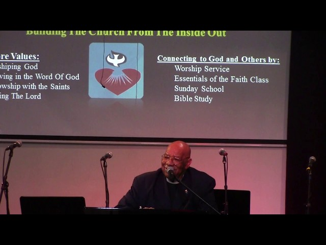 (10-29-17) Jail House Rock! - Acts 16:23-27 - Guest Pastor, Rev. Carlos Caldwell
