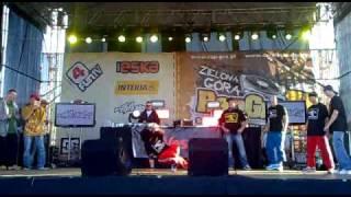 Rap Gra 2  - Pokaz Break Danca :)