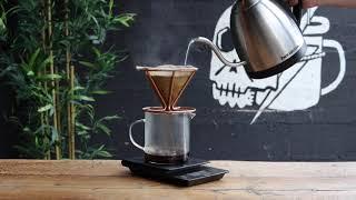 Soğuk Filtre Kahve | Evde Kahve Yapımı