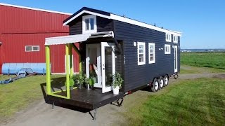 """The """"Loft"""" Tiny House Is The Complete Package"""