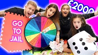 GIANT Board Game Challenge - WINNER gets £2000!!