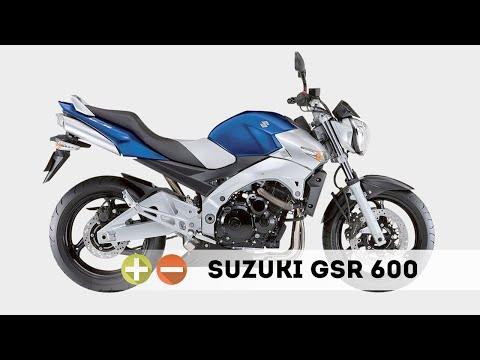 Suzuki GSR600 -