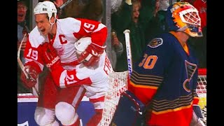 Yzerman's Signature Slapper - CPR 22
