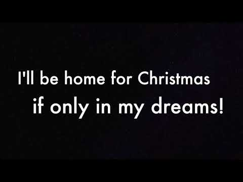 I'll Be Home For Christmas-Josh Groban (Lyrics)