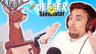 SIMULATORE DI CERVI?! | DEEEER Simulator