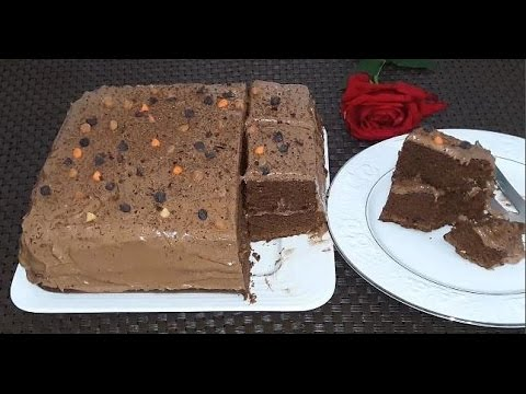 Chocolate Cakes Recipe | How To Make Homemade Chocolate Cake Using Cocoa Powder
