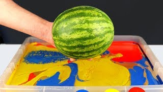 Customize Watermelon with Hydro Dipping and 10 Simple Inventions