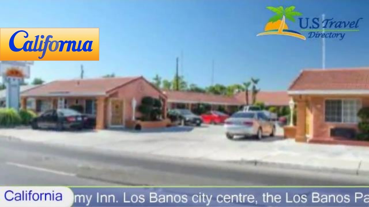 Economy Inn Los Banos Hotels California